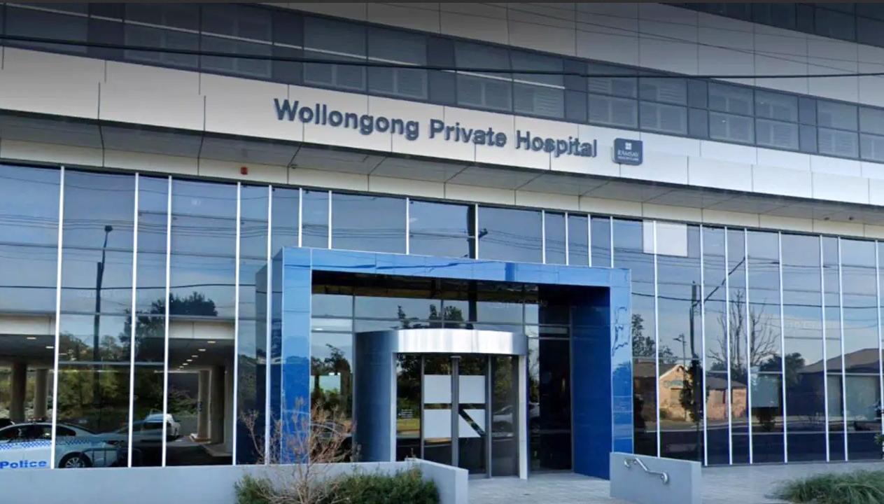 کل بخش زنان بیمارستانی در ولونگونگ در معرض ابتلا به کووید قرار گرفتند