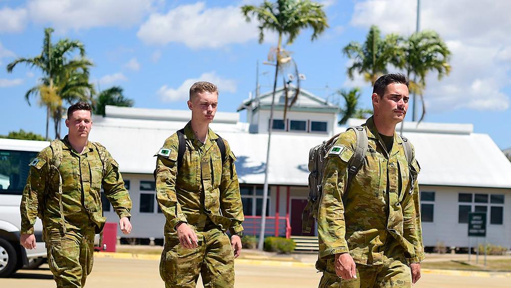استرالیا برای قرنطینه سیدنی و مهار کرونا سویه دلتا به ارتش متوسل میشود
