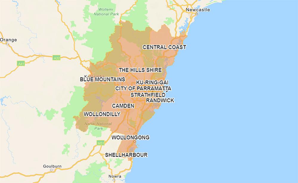 فرق کلانشهر سیدنی و سیدنی بزرگتر را میدانید؟