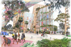 رونمایی از طرح بازسازی بازار ماهی سیدنی؛ شهردار: جامعه نادیده گرفته شده است