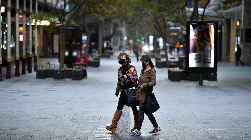 گسترش سریع سویه دلتای کرونا؛ نیمی از جمعیت استرالیا قرنطینه شد