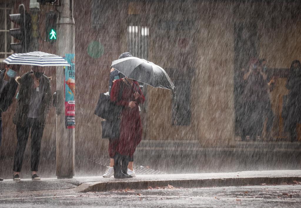 پیشبینی باد و باران شدید برای سیدنی