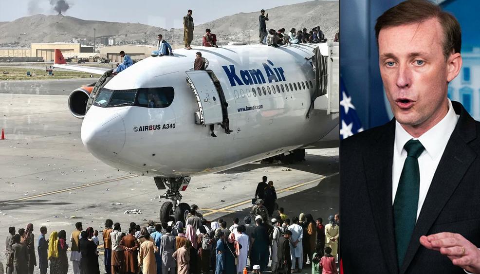 دولت آمریکا به خروج شهروندان استرالیایی از افغانستان کمک میکند
