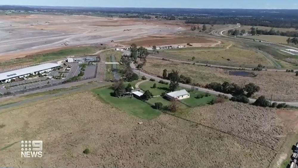 ملک تاریخی در حاشیه فرودگاه غرب سیدنی به فروش گذاشته شد؛ 20 میلیون دلار