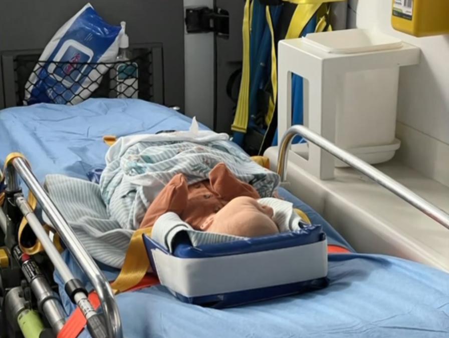نوزاد 9 روزه در سیدنی به کرونا مبتلا شد