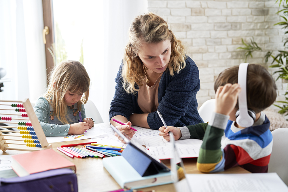 هشدار به والدین: اضطراب کودکان را در دوران قرنطینه جدی بگیرید