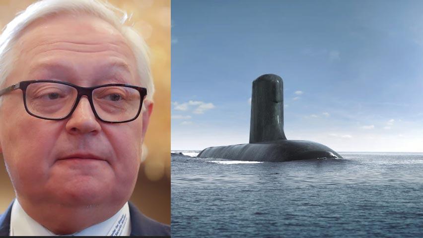 اظهار نگرانی روسیه از پیمان هستهای استرالیا، انگلیس و آمریکا