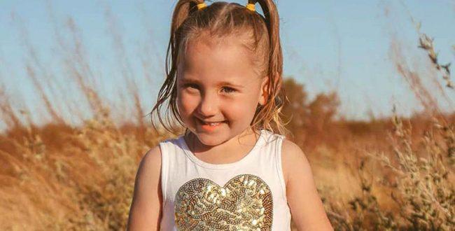 جایزه یک میلیون دلاری استرالیای غربی برای اطلاعاتی در مورد دختربچه گم شده