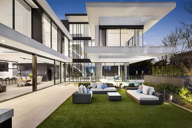 ثروتمندان استرالیا کجا زندگی می کنند