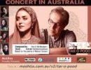 تور کنسرتهای تار و پود در استرالیا