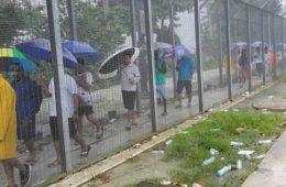 دهها پناهجو از جزیره مانوس به آمریکا منتقل شدند