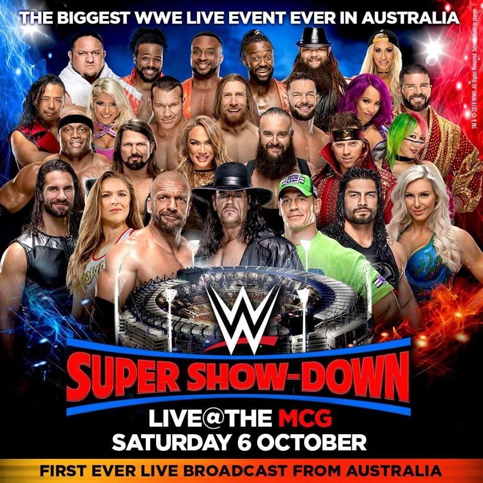 خبر خوب برای علاقهمندان به مسابقات رزمی سرگرمی WWE