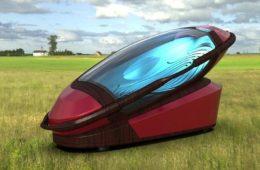 ساخت ماشین خودکشی توسط پزشک استرالیایی!