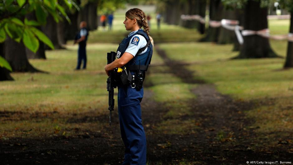 """واکنشهای گسترده به """"حمله تروریستی"""" به دو مسجد در نیوزیلند"""