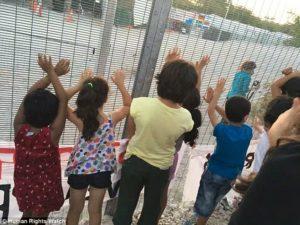 پناهجوی ۱۰ ساله ایرانی به دلیل احتمال خودکشی دوباره از نائورو به استرالیا فرستاده شد