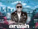 کنسرت آرش در استرالیا