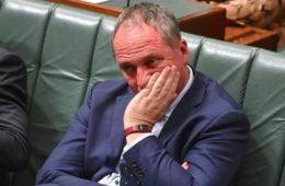 دو سوم استرالیاییها خواستار استعفای معاون نخست وزیر