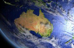 استرالیا بخشی از آمریکا بوده است