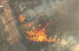ادامه آتش سوزی در جنوب و غرب سیدنی