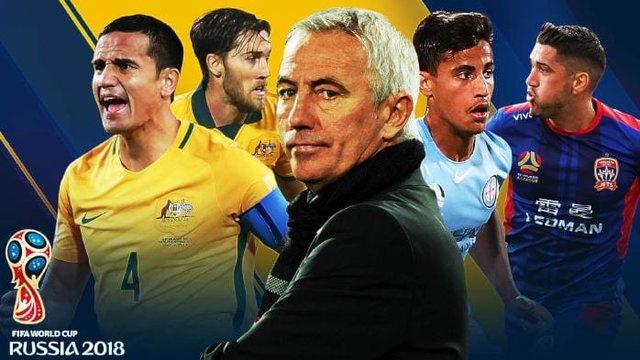 ارزانی در لیست اولیه استرالیا برای جام جهانی