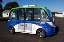 اتوبوسهای خودران در استرالیا