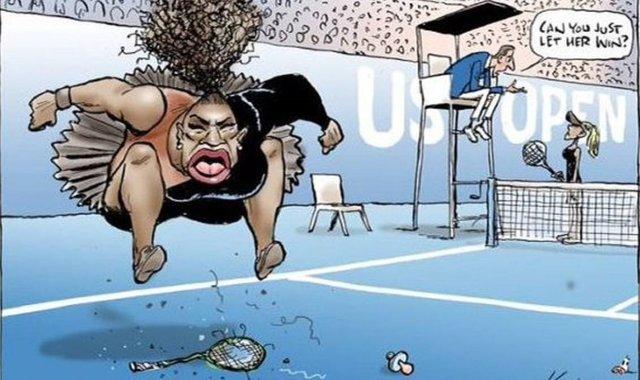 طرح جنجال برانگیز کاریکاتوریست استرالیایی