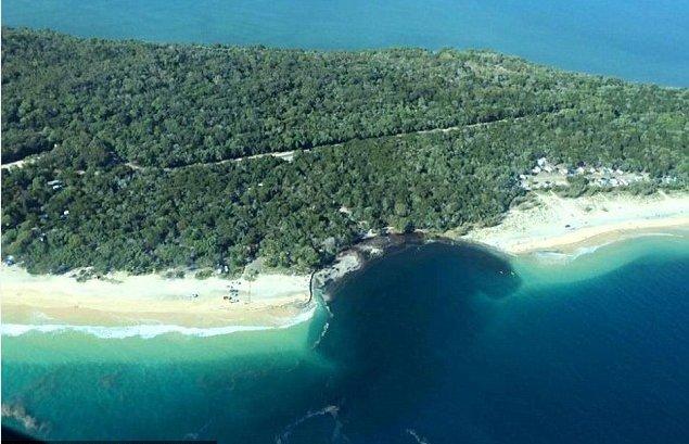 نگرانی از فرو ریختن ساحل کوئینزلند