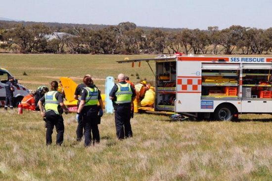 سقوط دو فروند هواپیمای کوچک در استرالیا