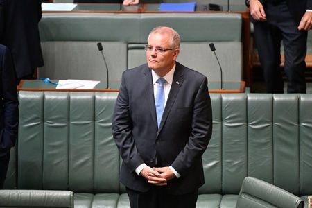 کاهش محبوبیت نخست وزیر استرالیا