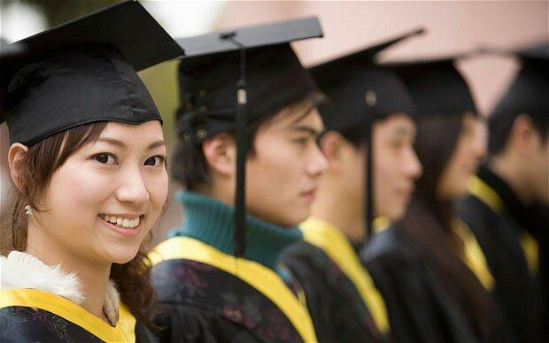کاهش تعداد دانشجویان چینی در دانشگاههای استرالیا