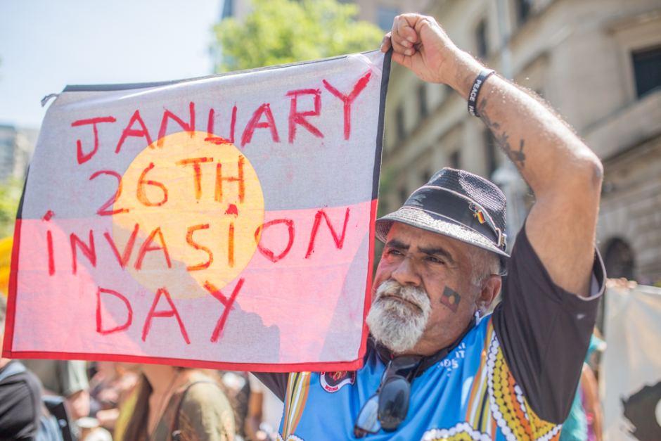 تظاهرات در استرالیا برای تغییر روز ملی این کشور