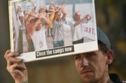 مرگ یک پناهجوی ایرانی در بازداشتگاه نائورو