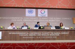 پیمان جهانی مهاجرت به رغم مخالفت استرالیا تصویب شد