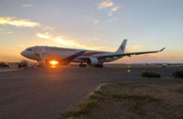 هواپیمایی مالزی مجبور به فرود اضطراری در آلیس اسپرینگز شد