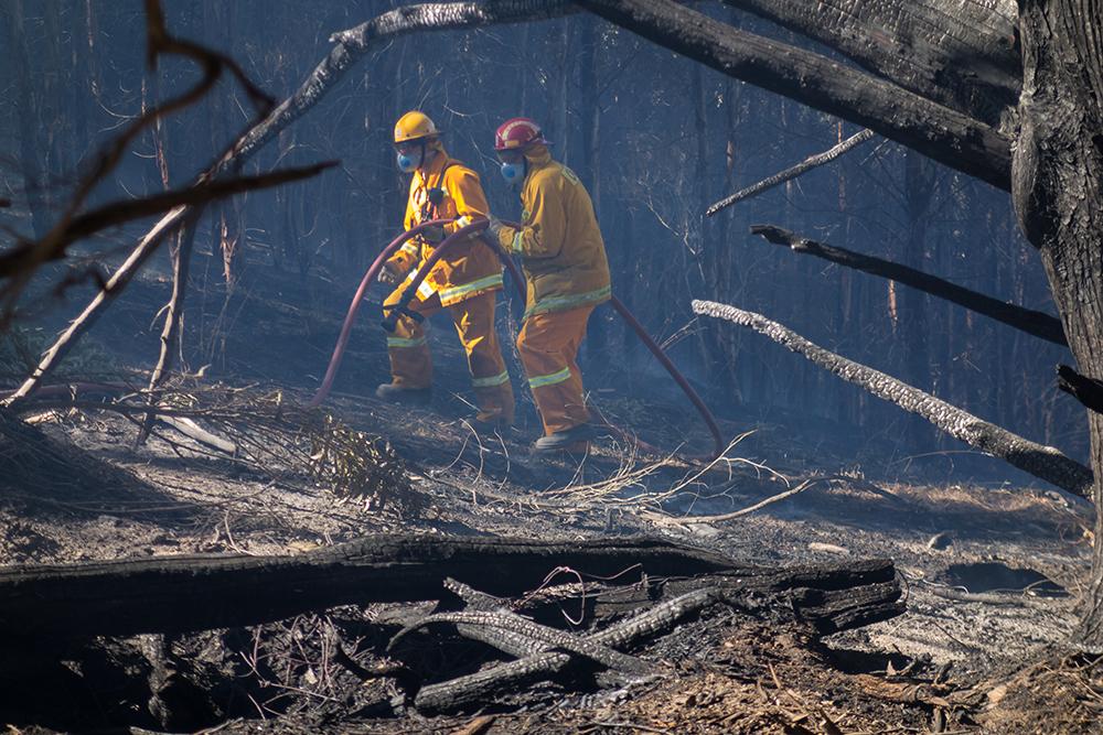 افزایش خطرناک دما در استرالیا