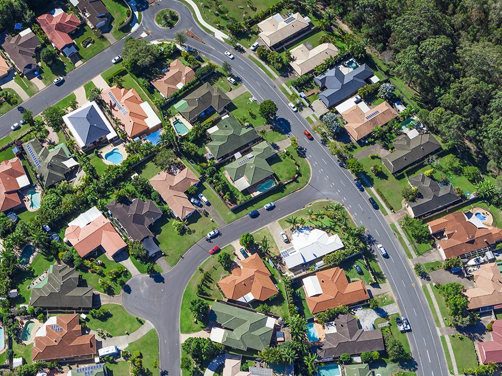 بهترین محلهها در مراکز ایالتی که میتوان در آنها خانه خرید