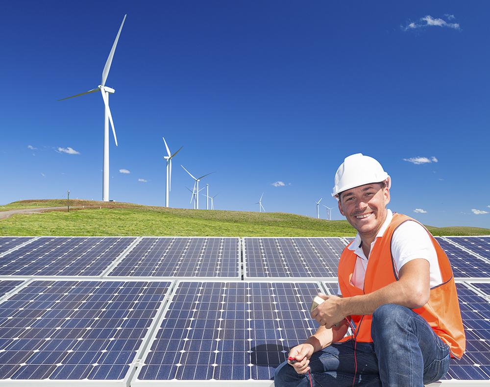 استرالیا پیشرو در استفاده از انرژی های تجدیدپذیر