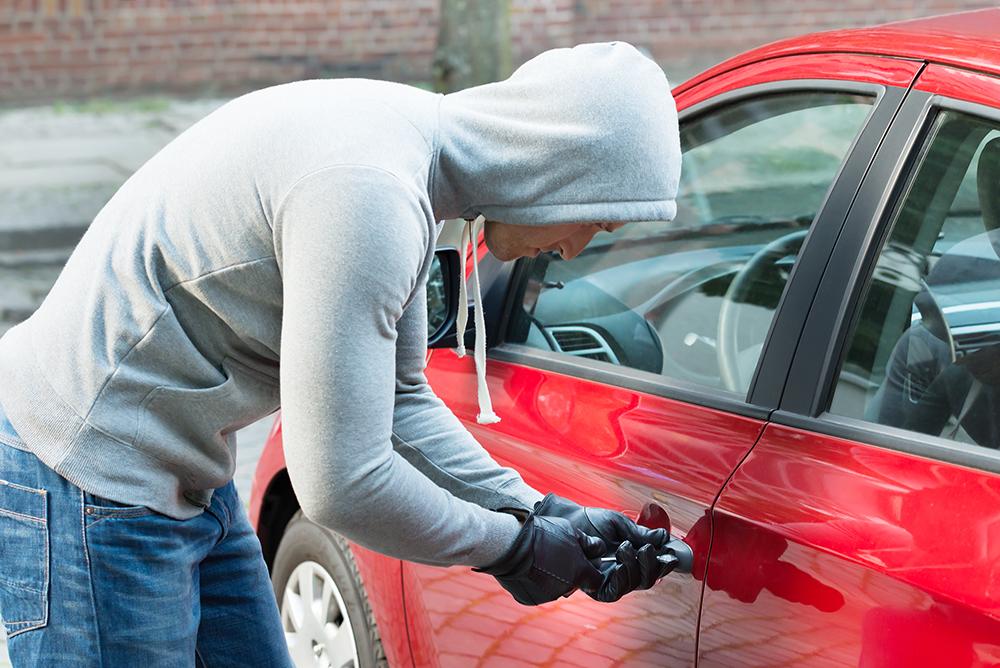 سرقت 55 هزار خودرو در سال مالی گذشته