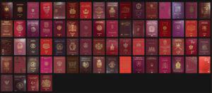 پاسپورتهای کشورهای دنیا چه رنگیاند؟ قرمز پرقدرترین؛ آبی محبوبترین