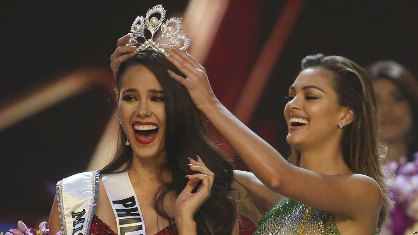 نماینده متولد استرالیای فیلیپین دختر شایسته جهان شد
