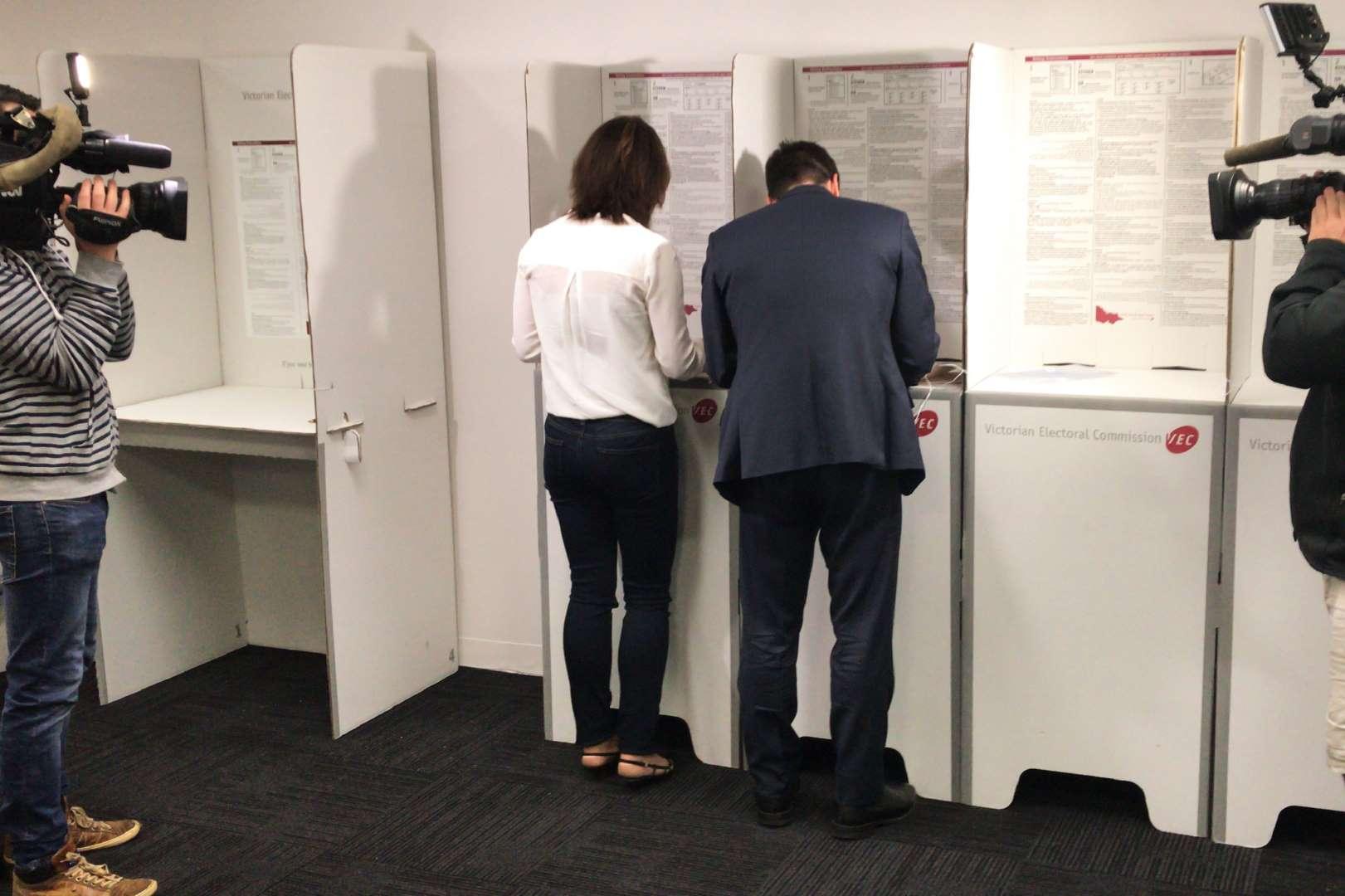 آغاز رای گیری زودهنگام انتخابات فدرال استرالیا