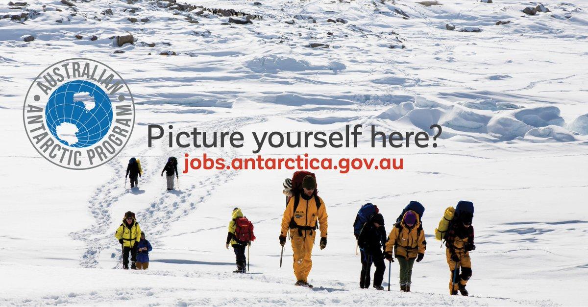 فرصتهای شغلی استثنایی در قطب جنوب