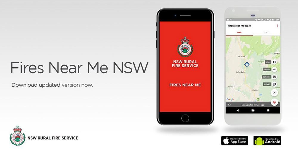 Fires Near Me اپلیکیشنی که می تواند جان شما را نجات دهد