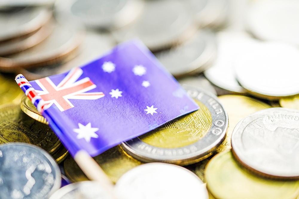 رشد اقتصادی کمتر از حد انتظار در استرالیا