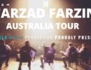 تور کنسرتهای فرزاد فرزین در استرالیا