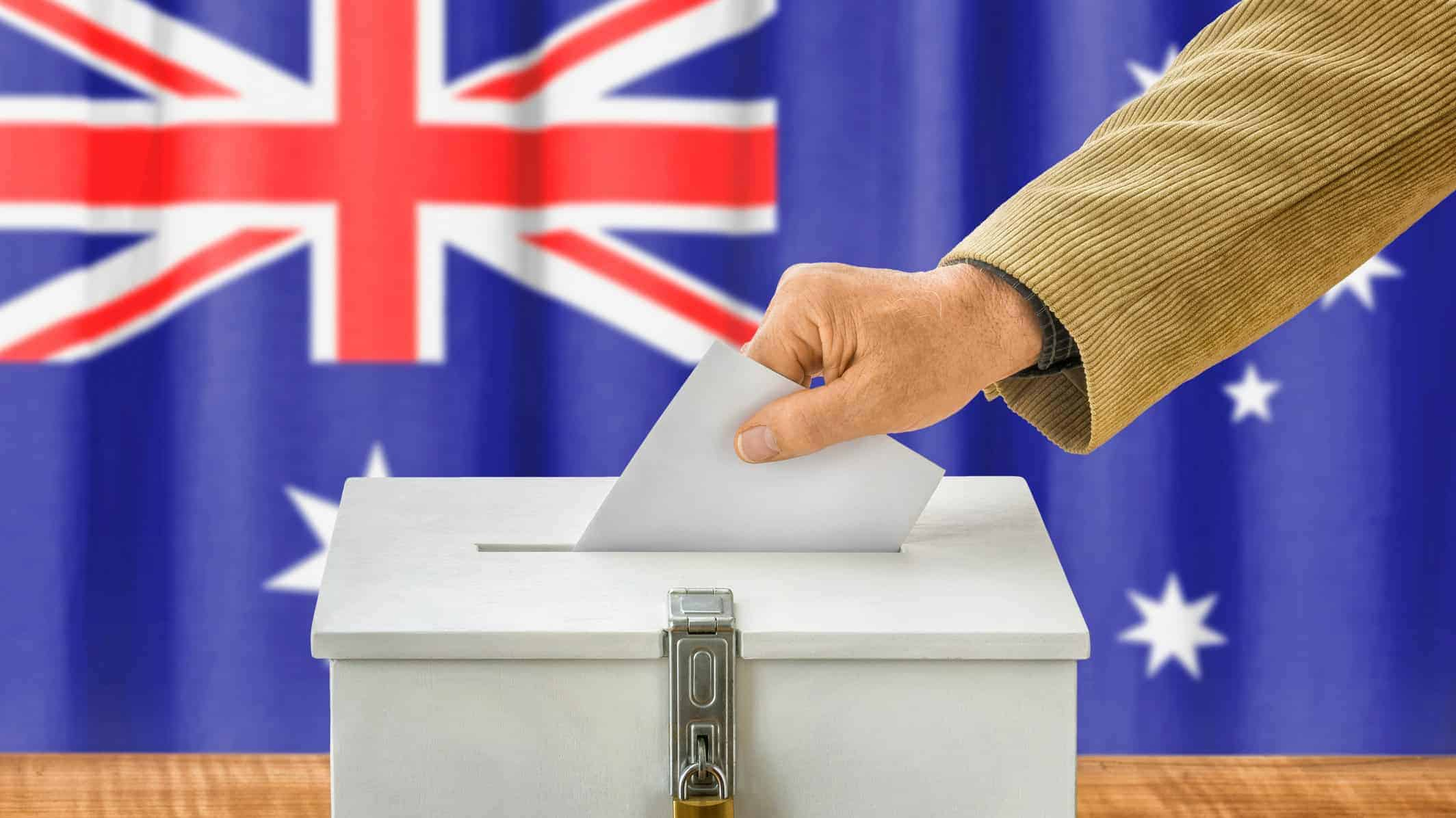 مهلت ثبت نام برای شرکت در انتخابات فدرال تا ساعت 8 امشب