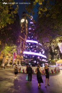 بهترین تزئینات کریسمس در سیدنی