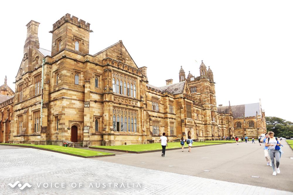 رکورد افزایش دانشجویان خارجی در استرالیا