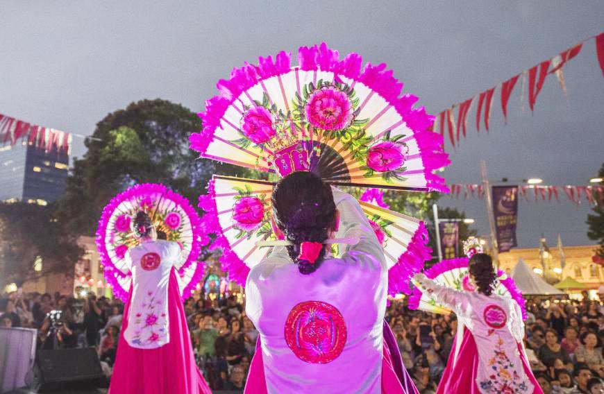جشن سال نو چینی