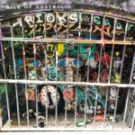 هنر گرافیتی در یکی از معروفترین خیابانهای ملبورن و استرالیا